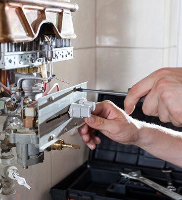 Leaking Gas Repair 01