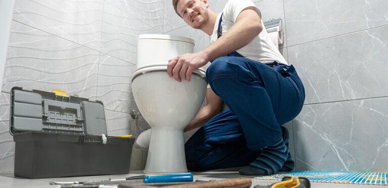 Toilet Leackage